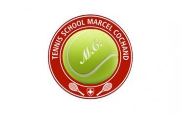 Logo Tennisschule Marcel Cochand